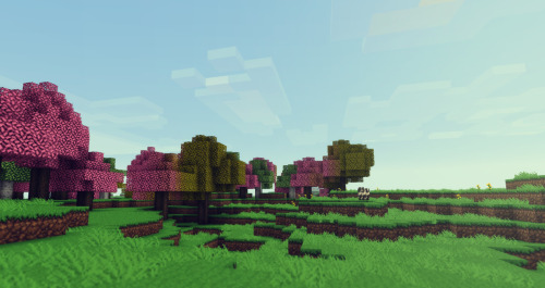 deepocraft:  The simple beauty of Minecraft.