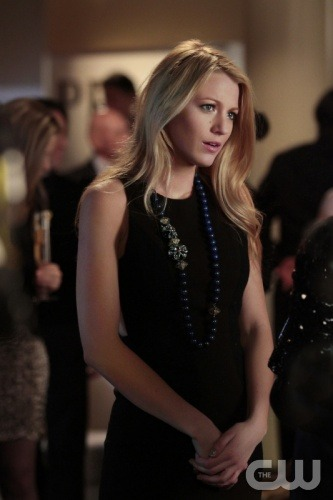 It's a shame her character sucks because Blake Lively is fabulous.