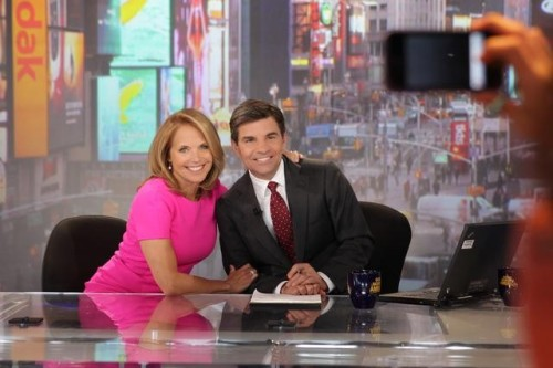 Katie Couric on Good Morning America all this week. Meredith Vieira on Today this morning and Sarah Palin co-hosting tomorrow. Oprah on CBS This Morning last week. What is happening to my morning TV? [via]