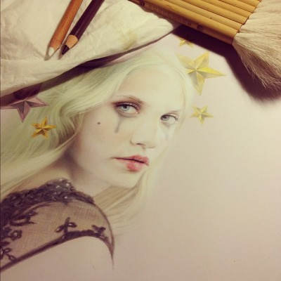 prismacollective:  Bec Winnel