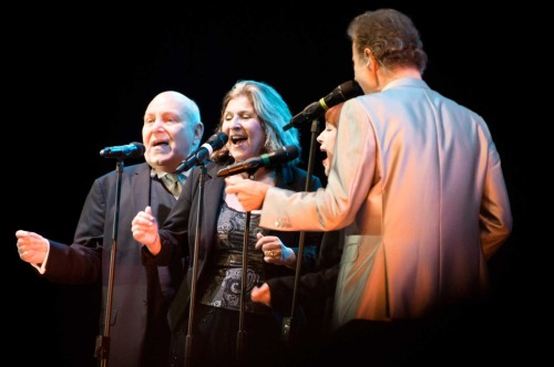 The Manhattan Transfer on Java Jazz Festival 2012