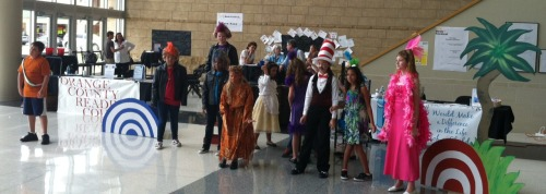 Seussical by the BETA Club @ the UCF Book Festival