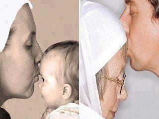 """Jannah is at the feet of your mother"" - Prophet Muhammad (saw)"