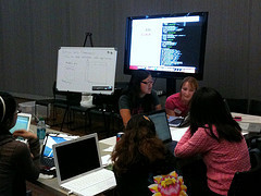 fernand0:    Women 2.0 » Interviews With Women Teaching Women Coding