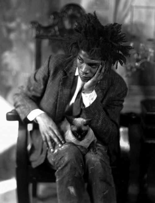 Mr Jean-Michel Basquiat, 1982