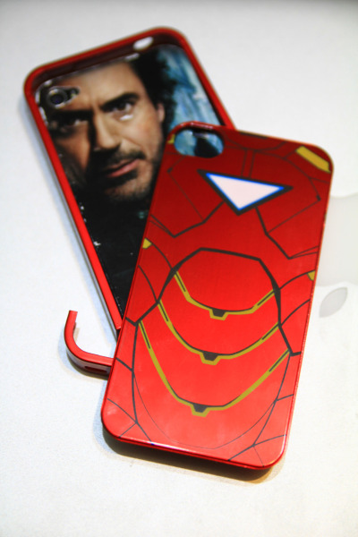 Well…my phone will not drop anymore 'cos Sher…Tony Stark finally put on Mark VI !!!!!:D