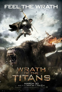 Wrath of the Titans - First things first - who on earth thought it was a good idea to have Sam Worthington grow out his hair? Seriously. It made him look like a douche. Now that I got that off my chest I can honestly say I enjoyed it, but I might prefer the first one. The effects were definitely much better this time around and I liked the characters they inserted into the storyline such as Agenor and Andromeda (who was in the first one but played by a different actress). I did like the storyline a lot, going to the Underworld is always an interesting idea in my book. Of course, it's hard to have a terrible movie with stars like Liam Neeson as Zeus, Ralph Fiennes as Hades, and Bill Nighy as Hephaestus. You also have Sam Worthington, of course, and Rosamund Pike as the new Andromeda. I always hate when actresses and actors get changed in the middle of a series and this one was particularly bothersome because they went from a brunette to a blonde. Call me a biased brunette, but it irked me no matter how much I appreciate Rosamund Pike. I do think she's a great actress. Plus, she was a Bond girl. Another actor I appreciated was the man playing Agenor, Toby Kebbell who actually has a rather impressive resume such as Prince of Persia and RocknRolla, which I love. Underestimated actor, for sure. One change I was not okay with was the actor playing Ares, Edgar Ramirez. It's not that I thought Tamer Hassan was better in the first one (in fact I can't even place him what with the heavenly hottie Luke Evans clouding up Mt Olympus as Apollo) but it's the fact that I just can't buy him as Ares. The entire time I'm watching him I'm thinking about how he looks like an idiot. It kind of reminded me of the end of Step Brothers when that guy was telling Will Ferrell about how he needs to change his face or he'd change if for him? Yeah, that's how I felt about it. The creatures were way cooler this time around and there's a bit more comedic relief which I think everyone can appreciate. I like when the gods get into the fighting, it always makes for a good scene. Plus, who doesn't love a good Pegasus? I wish I had a horse with wings. FOR REALZ. All in all it was enjoyable. My brother made me go see it in 3D which was lame because I don't think any movie is necessarily better in 3D and it gives me a headache. Save the extra four bucks and get a small soda.* *Sodas at movie theaters are more than four dollars, be prepared to pay extra.
