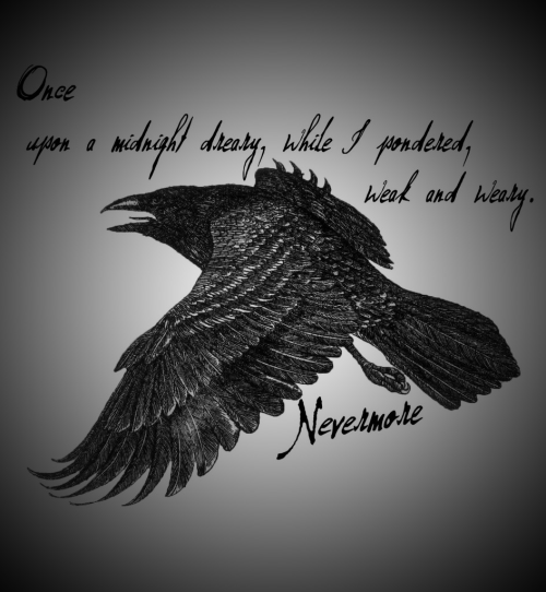 nicholashorror:  The Raven comes out April 27th. It's directed by James McTeigue (V for Vendetta) which makes me think it will be awesome. Can't wait!