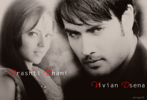 can't wait for Drashti and Vivian's next show !!! they are going to look good together for sure !!! =D