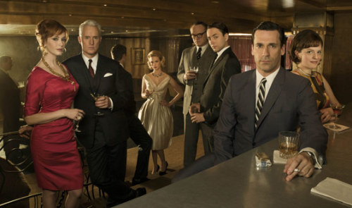 Mad Men is so …. 2007 Photo: amctv.com