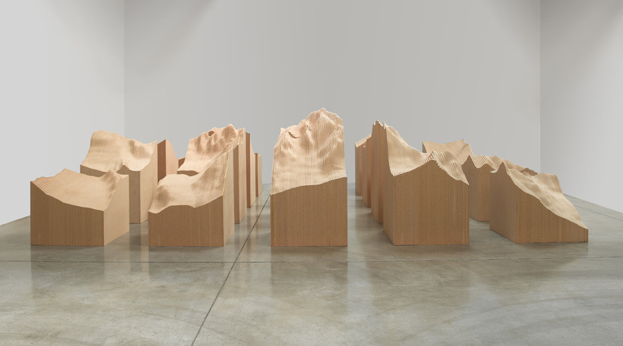jhjung:  Maya Lin - Blue Lake Pass
