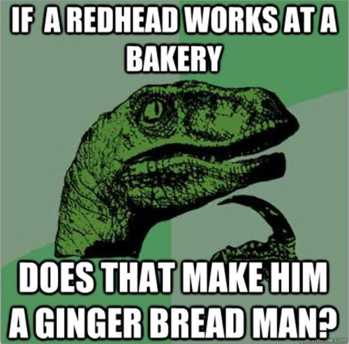 knowyourmeme:  And does he have a soul? KYMdb - Philosoraptor