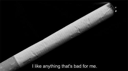 overdose-on-the-trigger:  me too. all i can seem to do is choose what's bad for me and do it anyway.