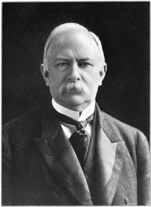 fuckyeahlatinamericanhistory:  US Senator Joseph B. Foraker (1846-1917), one-time governor of Ohio, is the namesake of the Foraker Act of 1900, which established a civilian government in Puerto Rico following the US takeover of the island after the Spanish-American War.