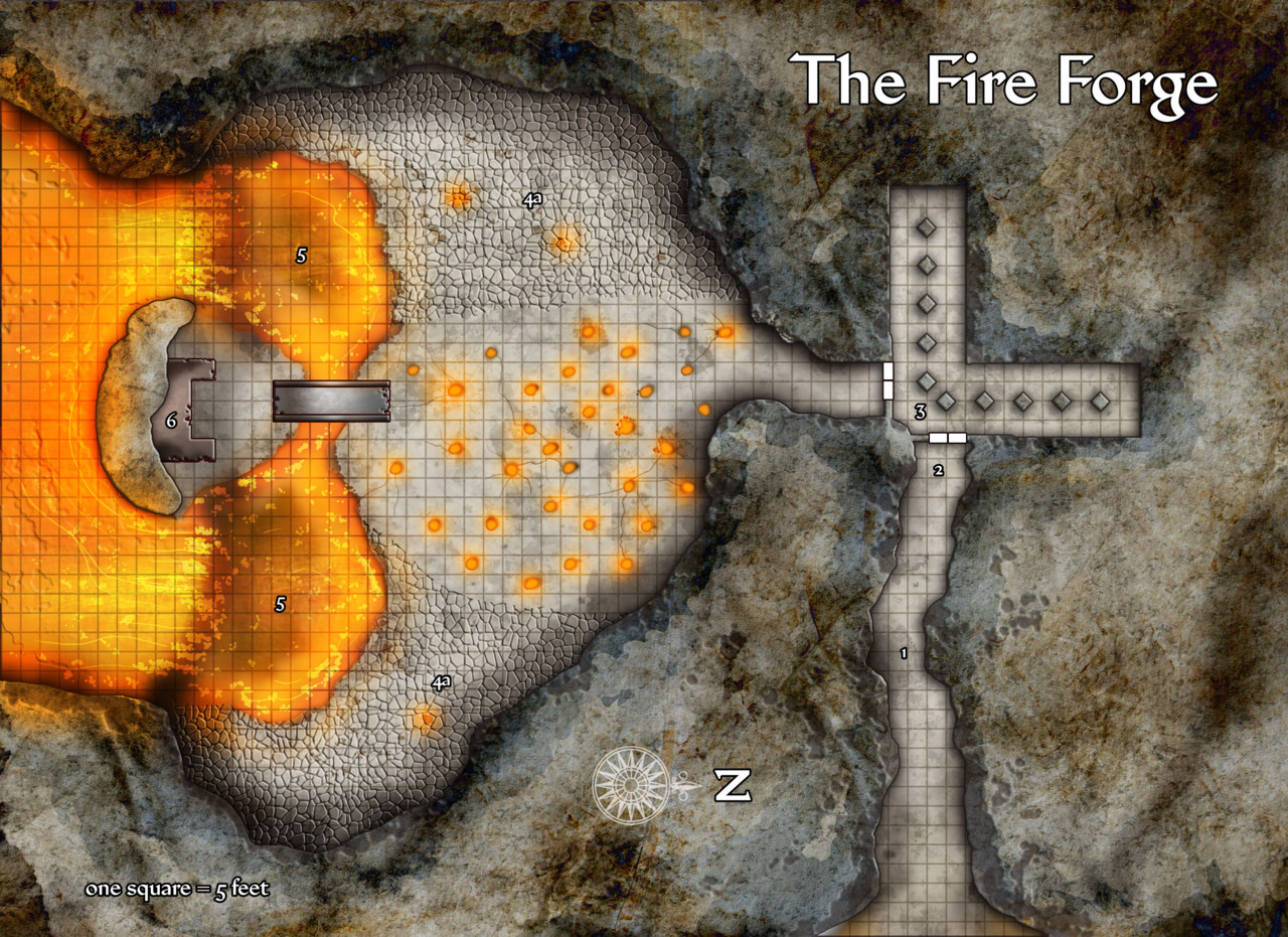 The Fire Forge