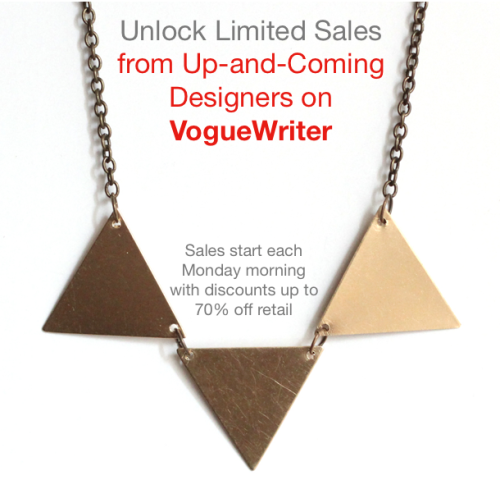 First featured sales on VogueWriter! Shop all natural bamboo sunglasses and vintage chic jewelry.