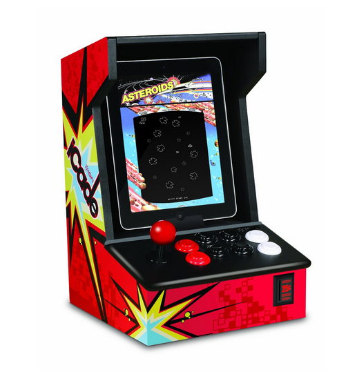 ION iCade Arcade Case for iPad check it out here