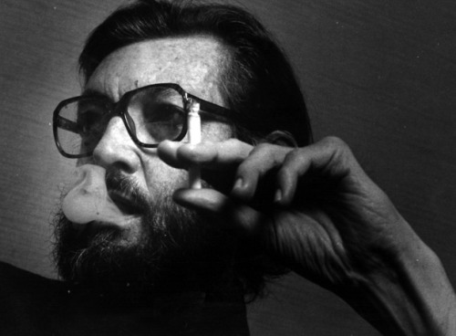JULIO CORTAZAR - PARIS 1984