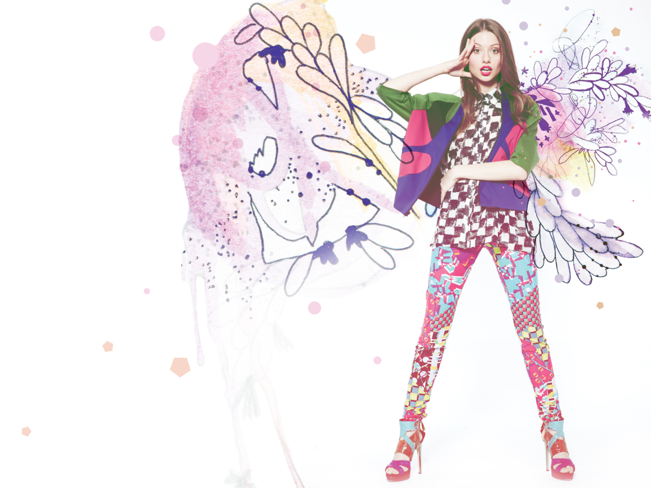 SPRING AWAKENING: ELECTRIFYING PRINTS TO JUMP-START YOUR WARDROBE