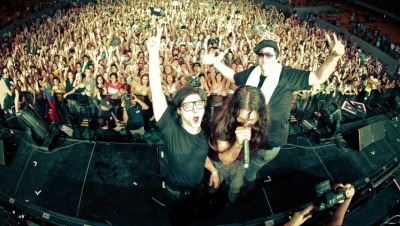 thee-eraa:  the amazing skrill and bassnectar !