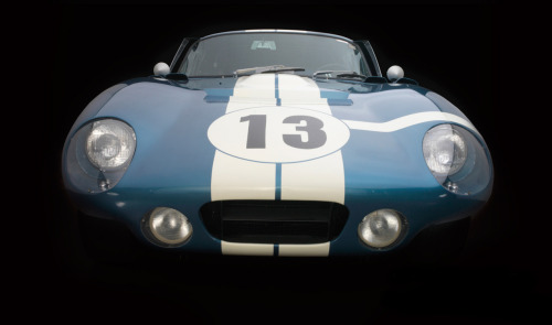 coolerthanbefore:  1965 Shelby Cobra Daytona Coupe