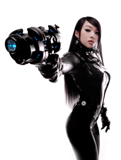 Gantz Great Manga/ Anime.