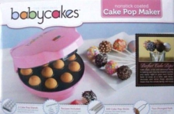 cake pops maker….comes in different colors and you can make donut holes too! delightful desserts <3 check it out here