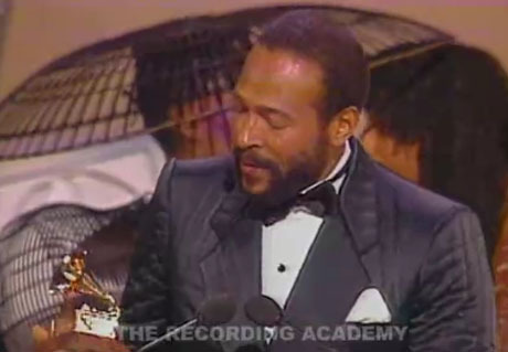Happy Birthday to two-time GRAMMY Winner Marvin Gaye! #rip