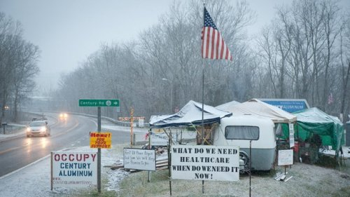 "Occupy Appalachia Karen Gorrell choked back tears one Saturday in early March as she pulled the final stake from the tent that had been her home for the past 75 days. Last fall, the protracted struggle she led for retired workers from Century Aluminum Corporation found itself an accidental part of the Occupy movement. ""I'm elated that a bunch of little senior citizens can take on corporate giants in West Virginia,"" Gorrell said. The group fought to have their healthcare benefits reinstated after the company unilaterally dropped coverage for more than 500 retirees and their families. After more than a year of organizing, protests and, ultimately, a physical occupation, the Occupy Century group reached a settlement with the company late last month that will restore those health benefits and grant $44 million to the retirees over 10 years, with up to $25 million in additional contributions to follow. ""I love these people,"" Gorrell, 62, said about her fellow occupiers, whose ages range from early sixties to mid-eighties. ""This is the closest family you could have in the world."" Gorrell is married to a Century retiree and describes herself as a high school graduate, a community volunteer and a grandmother. The Century Aluminum factory in Ravenswood, W.Va., had seen struggles before. In 1990, 1,700 union workers at what was then called Ravenswood Aluminum Corporation were locked out in an effort to drastically cut wages. The ensuing ""Battle of Fort RAC"" was a divisive conflict for the Jackson County community; the negotiations that ended the two-year lockout and picket resulted in workers forced to take a significant pay cut in exchange for healthcare retirement accounts. When the plant closed in 2009, laying off 651 workers, Century Aluminum promised workers that their health benefits would continue. In June 2010, however, the company announced it would be terminating health coverage for its retirees and keeping the $25 million that workers had paid into their pensions. ""You've been exposed to every hazardous chemical in the book—asbestos, coal tar pitch, all kinds of extreme hazards from aluminum—and when the men retire and they're actually beginning to suffer from the exposure, then the company comes in and just pulls out the rug,"" Gorrell said. Not only that, but Century Aluminum qualified for and was accepted by—yet chose not to participate in—the Early Retiree Reinsurance Program, a provision of the Affordable Care Act that President Obama signed into law in 2010, which grants federal funding to help cover retirees' health care costs. The company later accepted EERP funding; in the fourth quarter of 2010, Century reported a net income of $65.3 million citing ""changes to the retiree medical benefits program [that] increased quarterly results by $56.7 million."" ""It's not only morally wrong, it is absolutely criminal what they're doing to America's most vulnerable people,"" Gorrell said, ""and the sad part is, the federal court system is upholding these decisions by these corporations."" Not this time… Continue this story at the new Occupy News site Occupy.com"