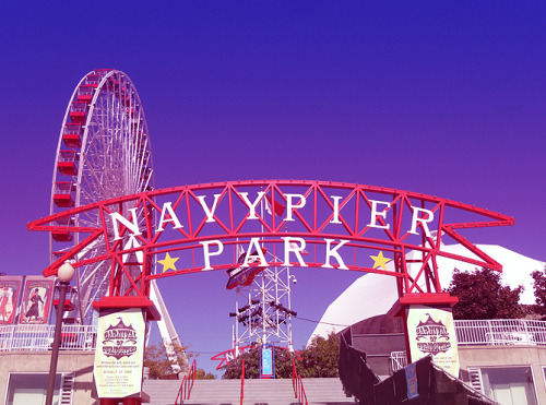 Navy Pier, Chicago, USA