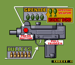 vgjunk:  Mechanized Attack is not a complicated game.