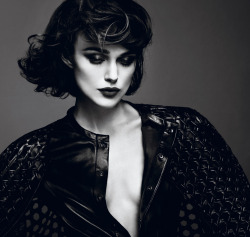suicideblonde:  Keira Knightley photographed by Mert and Marcus for Interview, April 2012