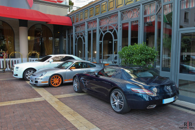 You Pick: Rolls-Royce, Porsche or Mercedes-Benz?