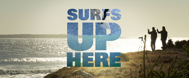 "Vice x Redbull teamed up and made a Canadian Surf Show called 'Surf's Up Here' Airing on Redbull.ca this Thursday, April 5th is the premier of the all-Canadian show about surfing along the east and west coasts. ""We had a few of our favourite Canadian surfers bring along some American buds to show the ropes to with it comes to surfing in the very cold waters off of and around Halifax, Nova Scotia, and the not-as-cold-but-still-pretty-cold spots around Tofino, B.C. We took sea-planes and 'copters, did a lot of remote camping, slung axes, built bonfires, got a little hockey in and right, shredded.""  - Vice.com sicck bra"