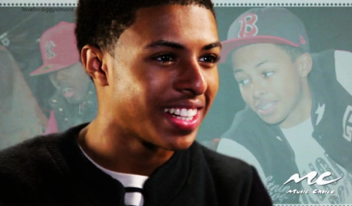 Watch Music Choice's 15 minutes long episode Cosigned: Diggy Simmons & Cody Simpson here. Definitely worth the watch. :)