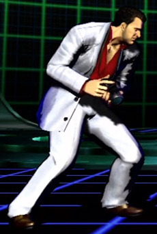 Frank West, Alternate Colours in Ultimate Marvel vs Capcom 3. This costume looks a little familiar…