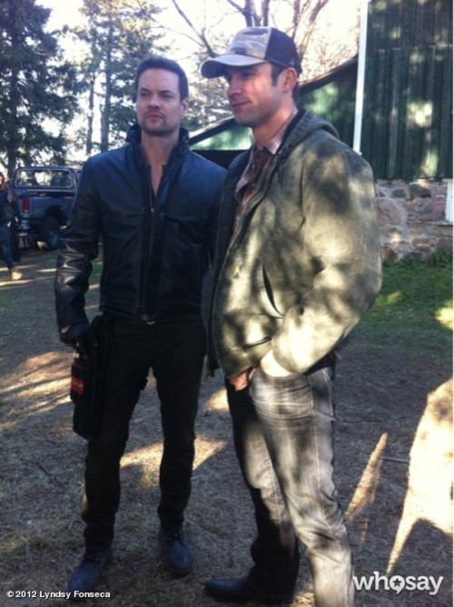 The mission dudes @shanewest_1 @DillonCasey