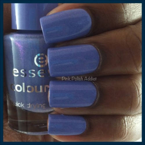 #Essence A Lovely Secret in support of #worldautismawarenessday #autismawareness #lightitupblue  (Taken with instagram)