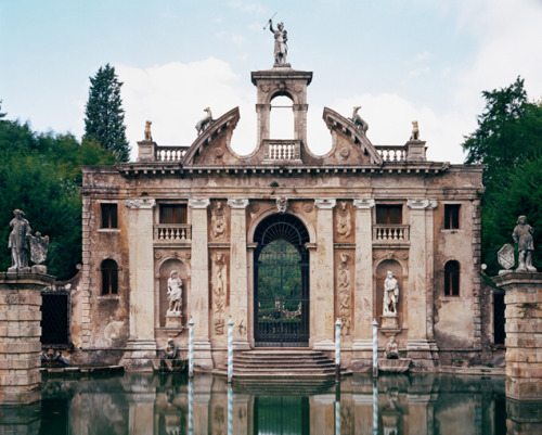Villa Barbarigo by Lawrence Beck