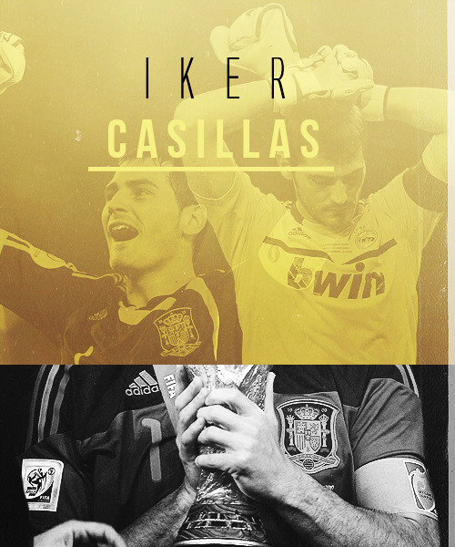 A-Z of Football Players - Iker Casillas.