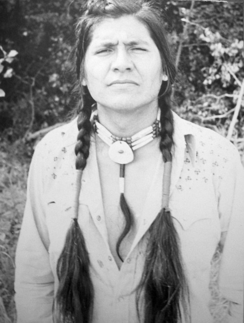 Gordon Tootoosis in the mid-1970s