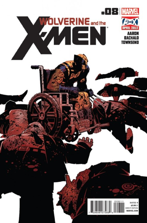 youwillbelieveamancanfly:  4/4/12 Pull List Wolverine and the X-Men #8