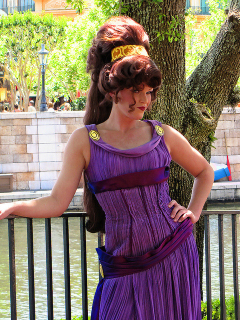 magicaldisneyworld:  Megara on Flickr.
