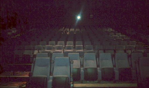 This is me at the hunger games. LOL Thanks KATE (Taken with picplz.)