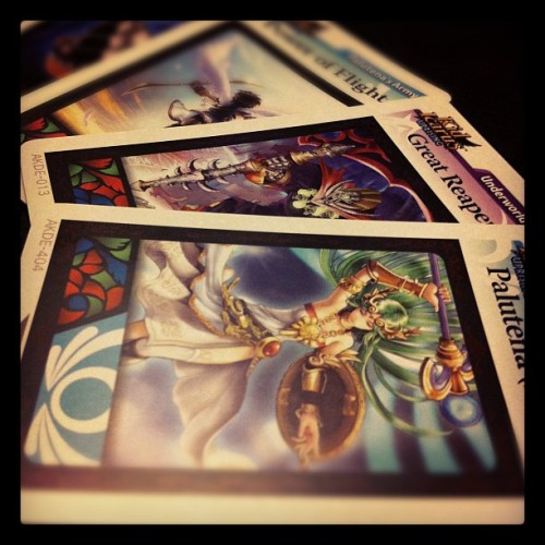 I'm +4 Kid Icarus cards, but still don't have the game