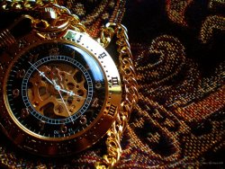 Steampunk Pocketwatch 2 by *purpleglovez