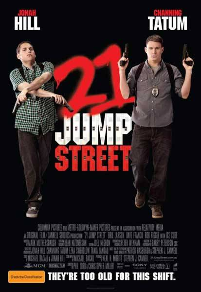 The 365 Films ChallengeDay 37 - 21 Jump Street (2012)Rating - 3.5 out of 5 stars Enjoyable, funny movie.