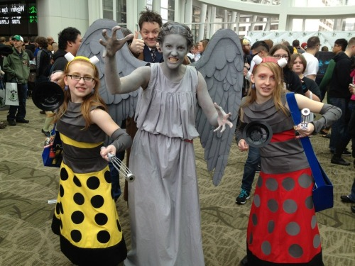 Doctor Who Photobomb!