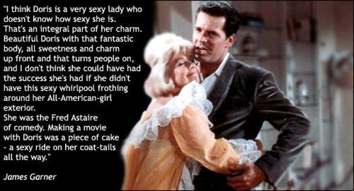 mavrock1:  DORIS DAY  &   JAMES GARNER