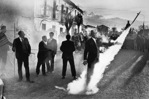 "28centstamp:  (Josef Koudelka) ""Important photographs are invisible to anyone in a hurry. The fact is that we no longer know how to look properly. We process on average twenty-five images in a second. But which of us spends twenty-five seconds looking at a single image?"" -Bernard Cuau, 1984 (Photofile, Josef Koudelka.)"